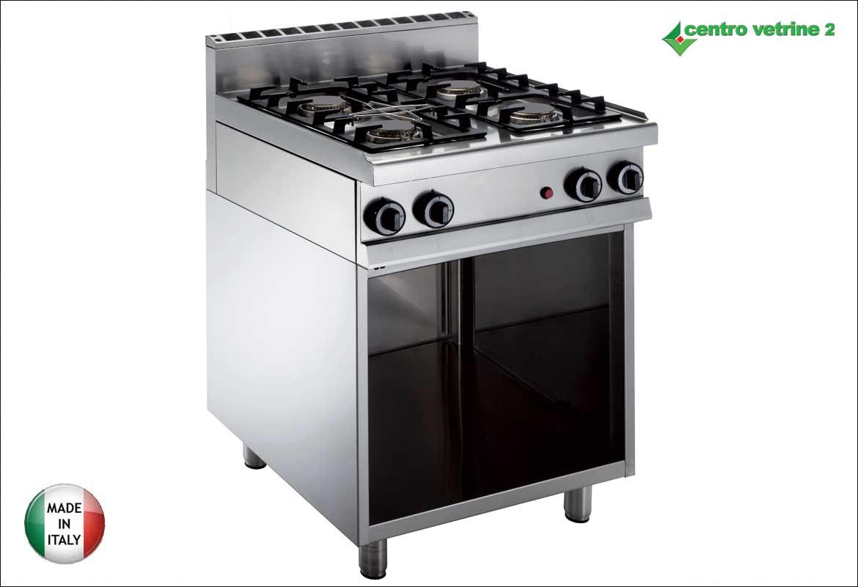Attrezzature professionali in acciaio inox per ristorazione - Attrezzature professionali cucina ...