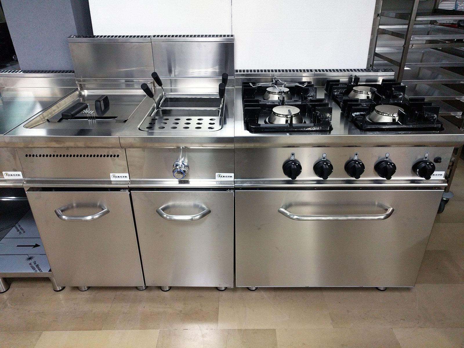 Cucine a gas Linea 70 - Centro Vetrine 2